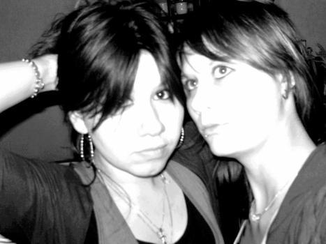 Ma Cousine D'amour et me.