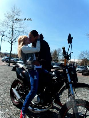 Cèlia et son Chéri :)
