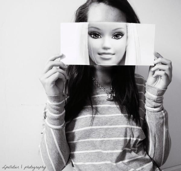 Je ne suis pas parfaite .