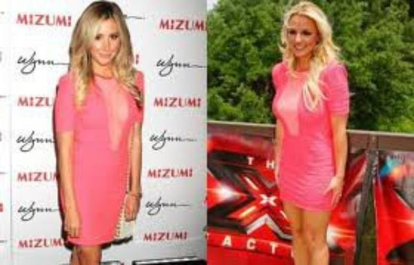 Qui porte le mieux cette robe Britney Spears ou Ashley Tisdale?:)