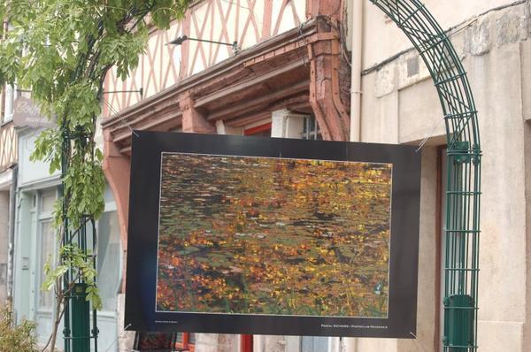 normandie impressioniste  theme de l eau