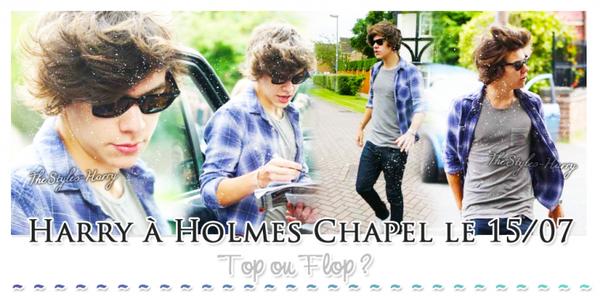 Holmes Chapel + Twitter :