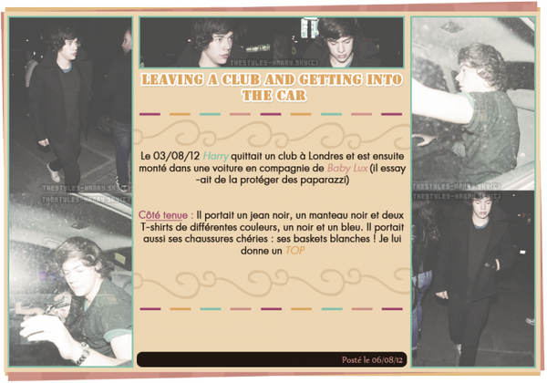 Harry & Lux :