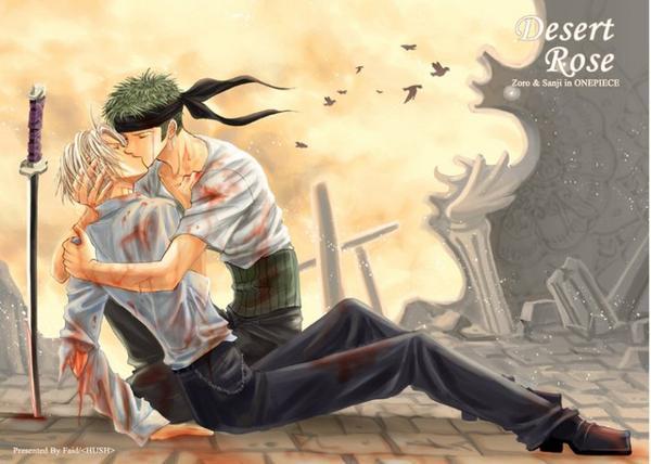 One-shot 8 - Sanji en danger