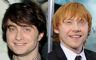 Daniel Radcliffe & Rupert Grint, pas si proches que ça...