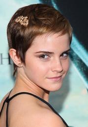 Comment préfères-tu les cheveux d'Emma ?