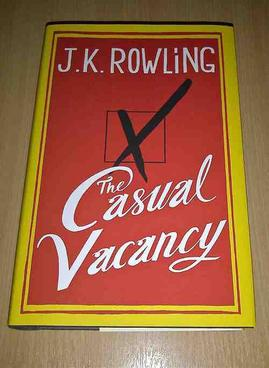 "Sondage ""The Casual Vacancy"""