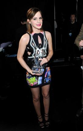 Emma au People's Choice Awards 2013.