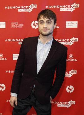 "Daniel Radcliffe au ""Sundance Film Festival"" le 19/01."
