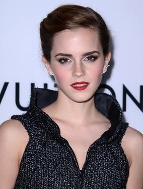 Emma Watson au Festival de Cannes et à Los Angeles le 4 juin.