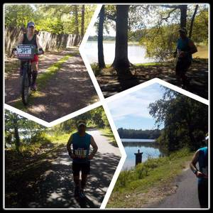 100 km de Sologne 2015  : km 60 au km 84  ...