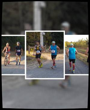 100 km de Sologne 2015  : km 85 au km   ...