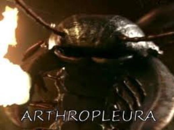 Les creatures de la serie