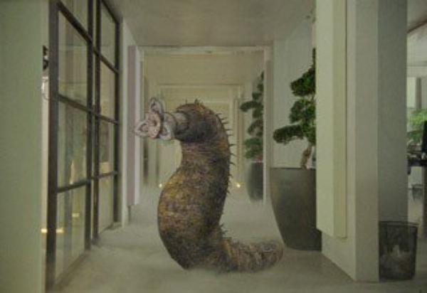 Les creatures de la serie suite