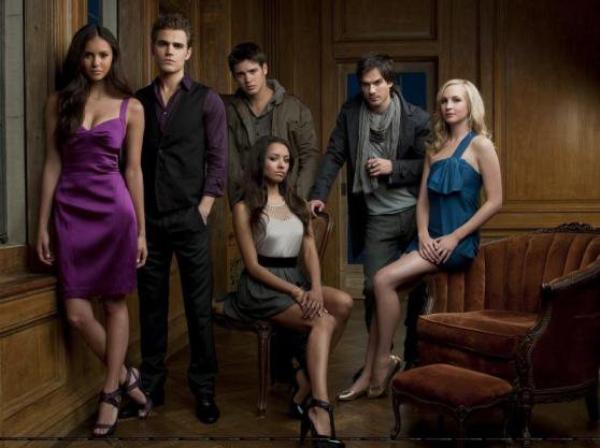 Résumé de Vampire Diaries