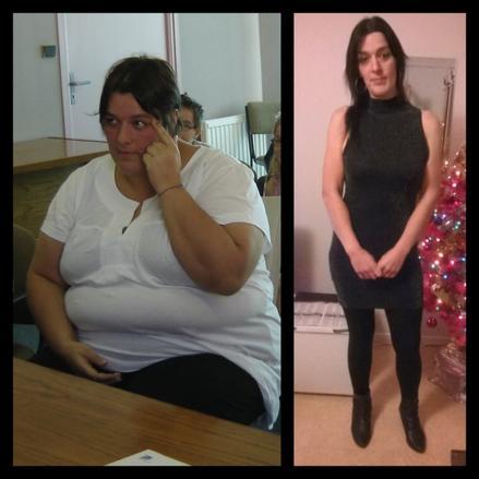 Moi a moin 85 kilos de perdu en 1 ans ...