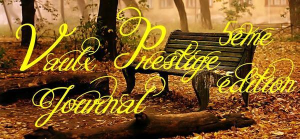 The Vaulx Prestige Journal 5ème édition