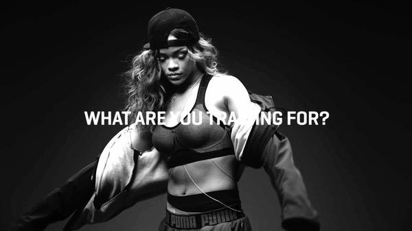 Rihanna, Son nouveau spot publicitaire pour Puma