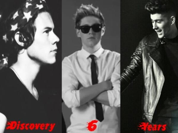 Bienvenue sur Discovery6Years1D