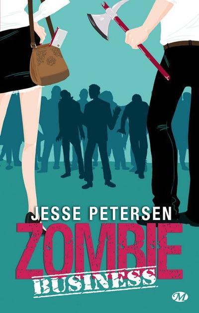 Jesse Petersen - Zombie business