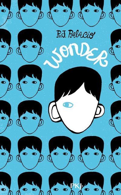 R.J. Palacio - Wonder