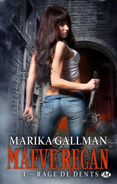 Marika Gallman - Rage de dents