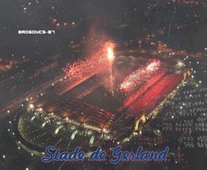 - Article N°9 : Stade De Gerland .