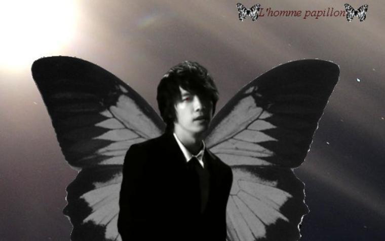 L'homme papillon - Chapitre 1