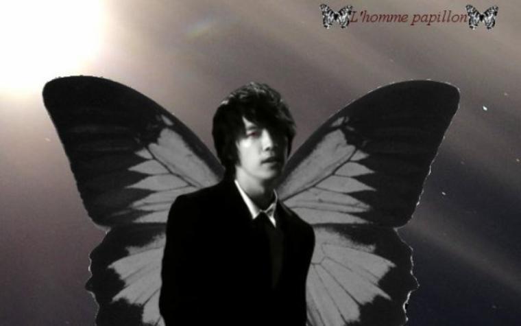 L'homme papillon - Chapitre 3