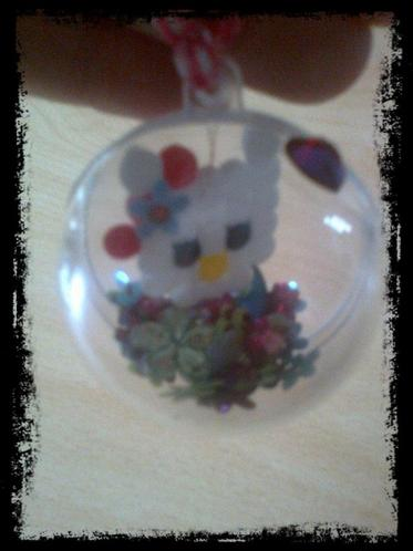 Boule Hello Kitty
