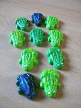 Sac grenouilles