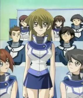 Miss Duel Academy (à ce qu'il paraît...)
