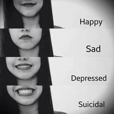 Le bonheur n'est qu'éphémère.