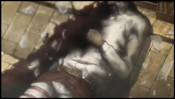 Théorie- L'attaque des titans #1 : Marco Bott, un titan, un traître et un survivant ?