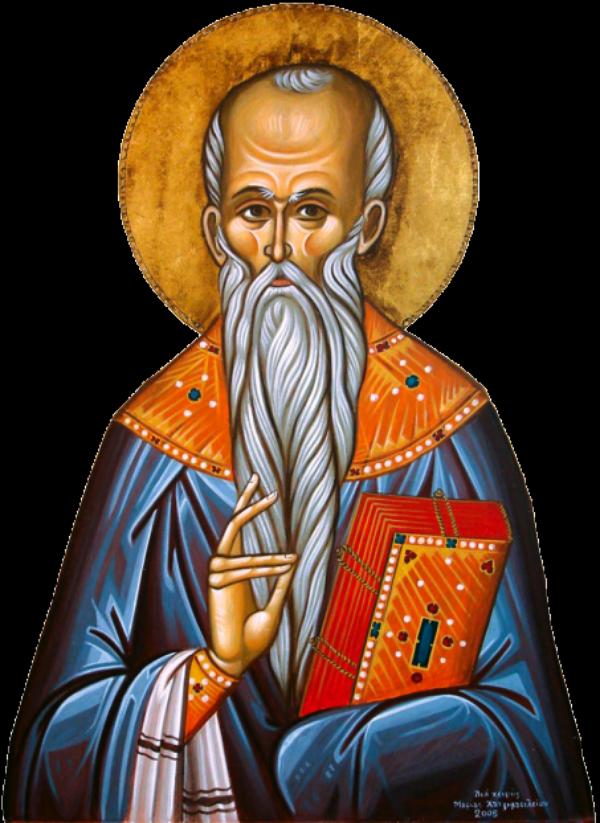 Sfântul Sfințit Mucenic Haralambie