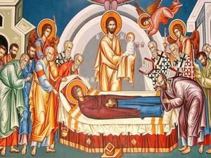 15 August, Adormirea Maicii Domnului