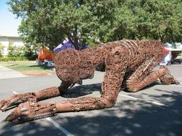 Scrap Metal Art: What's The Arts And How It's Related To Scrap Metal Art?