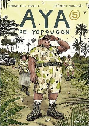 Aya de Yopougon De Marguerite Abouet, Clément Oubrerie Illustré par Clément Oubrerie