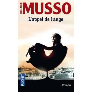 L'appel de l'ange de Guillaume  Musso.