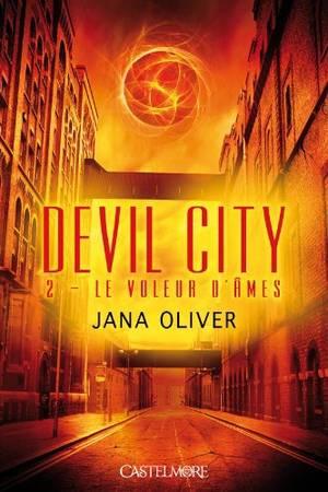Devil City  de Jana Oliver
