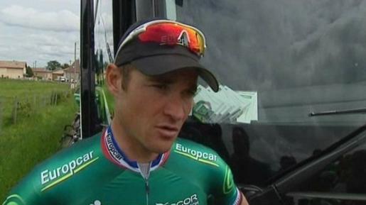 Rhône-Alpes Isère Tour: Voeckler 62e de la première étape