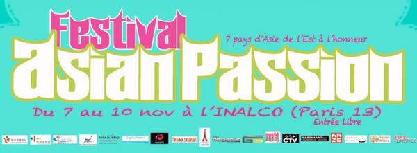 festival Asian Passion