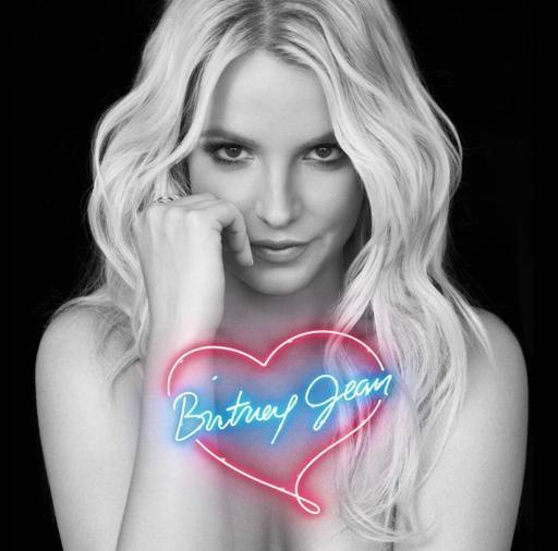 """News Britney """" Pochette Album (Britney Jean) + Pochette Single (Perfume)"""