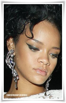 * Art.02 - Un make-up à la Rihanna.