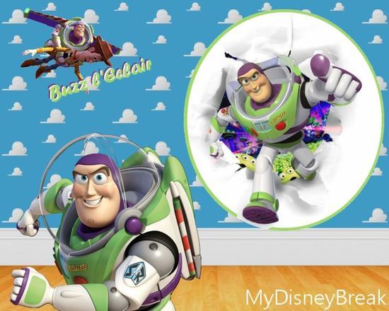 Personnage Coup de ♥ Buzz l'Eclair