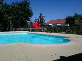 MEGA SESSION PISCINE CHEZ ROMAIN
