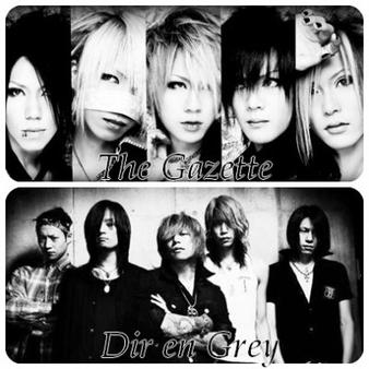 ----------------- . 日本 . --------------------------------------------------------------------- Musique ➠ • J-Rock •