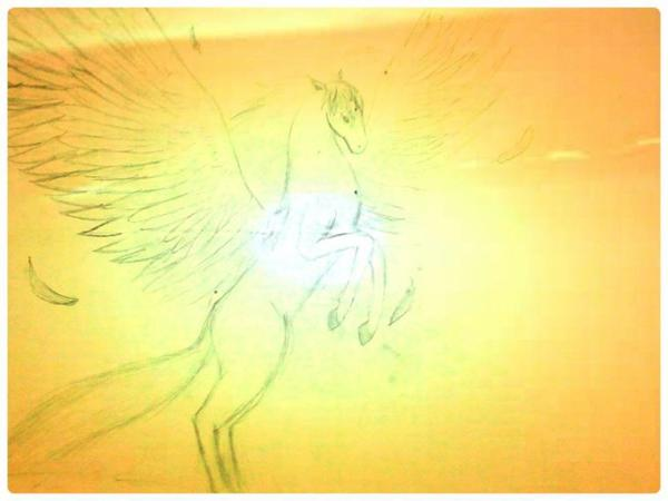 ♦ Pegasus by Okami-Ume ♦