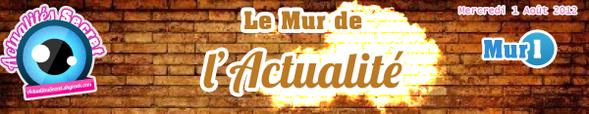 MUR 1 - Le Mur de l'Actualité