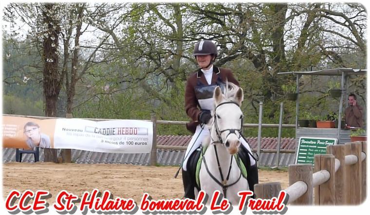 CCE St HIlaire Bonneval, Le Treuil ♥